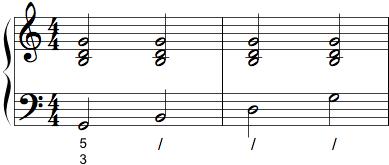 Gentagelse af akkord