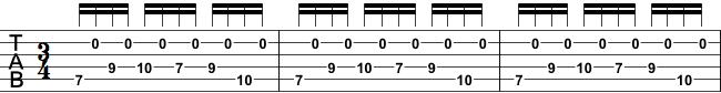 Notation på noder