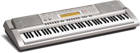 Keyboard (Casio CTK-496, 2007)
