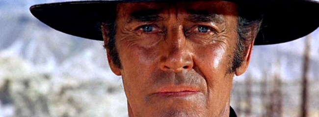 Skurken Frank fra Once Upon a Time in the West (1968).