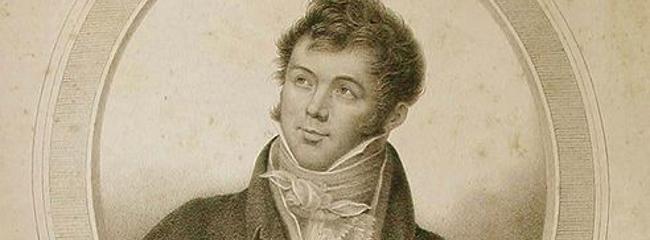 Fernando Sor, ca. 1825. Litografi fremstillet af Gottfried Engelmann og Joseph Bordes.