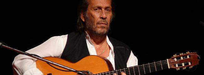 Paco de Lucia, 2007.